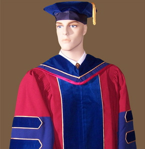 University of Penn academic regalia