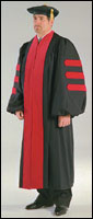 doctoral regalia theology