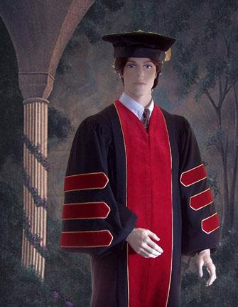 Caps and Gowns Academic Regalia